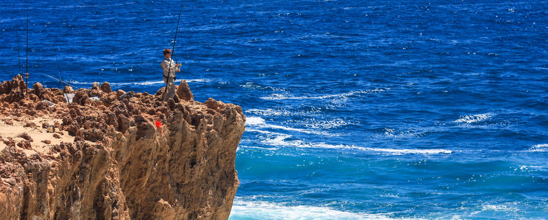Tragic rock fishing death at Quobba Station