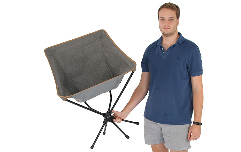 Logical option for anyone wanting portable seating