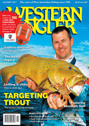 Current Western Angler Issue