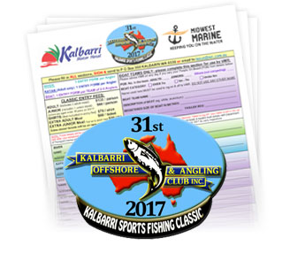 Download the 2017 Kalbarri Clasic entry form